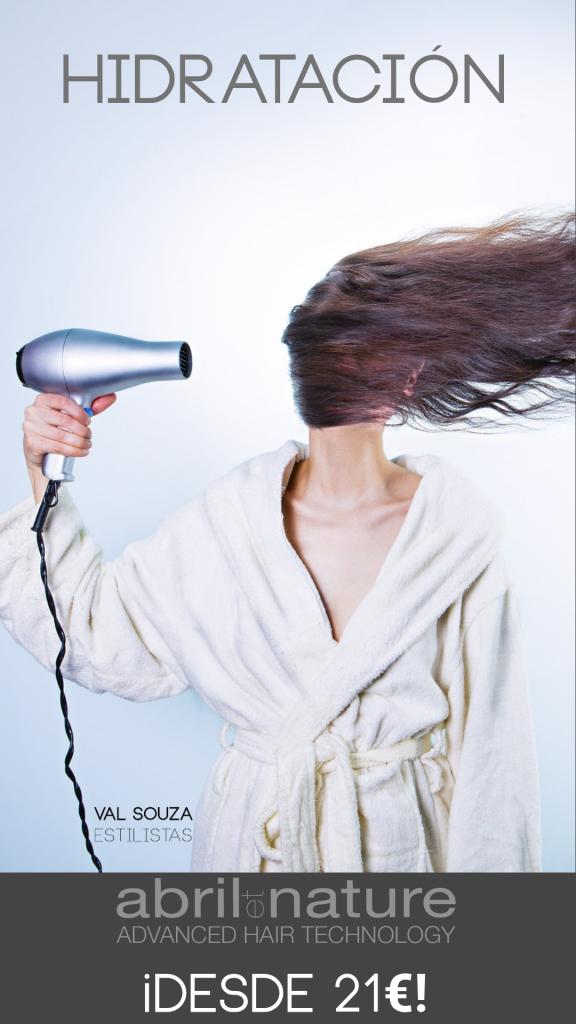 Hidratación para tu pelo - desde 21€
